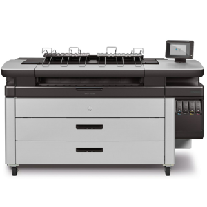PageWide 4600 Printer top stacker